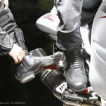 Test demi botte moto