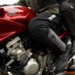 Quel pantalon moto hiver