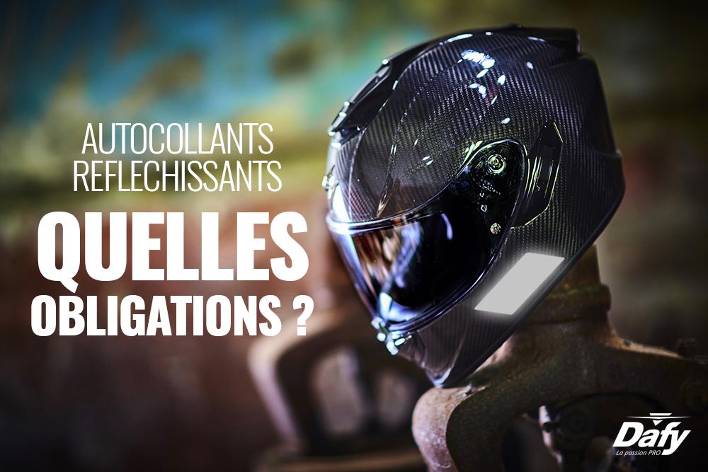 Reglementation equipement moto france