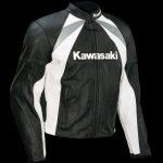 Blouson moto kawasaki occasion