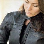 Blouson moto femme stylé