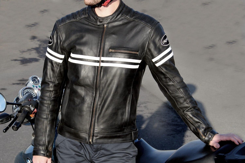 Quelle marque blouson cuir moto