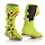 Moto cross botte