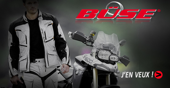 Equipement moto qualité