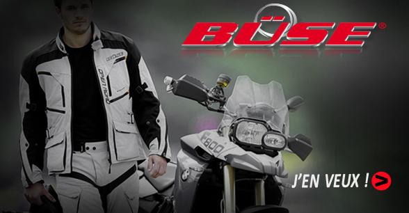 Vente flash equipement moto