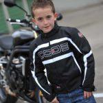 Blouson moto enfants 10 ans