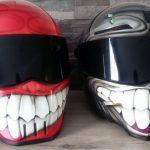Equipement moto personnalisé