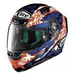 Equipement moto orange 84100