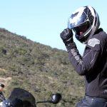 équipement moto homme complet