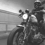 Equipement pour moto custom
