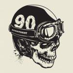 Dessin equipement moto