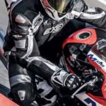 Blouson de moto trop grand