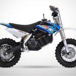 Gant moto cross ycf