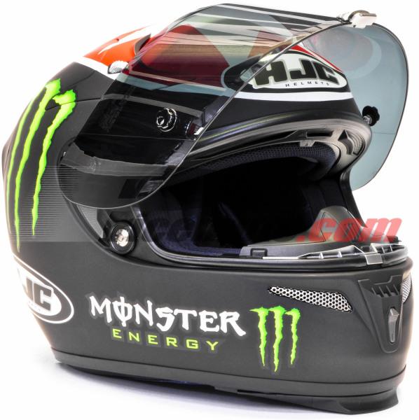 Equipement de moto cross monster pas cher
