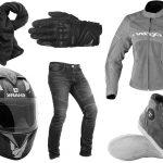 équipement de sécurité moto