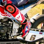 Promotion botte racing moto
