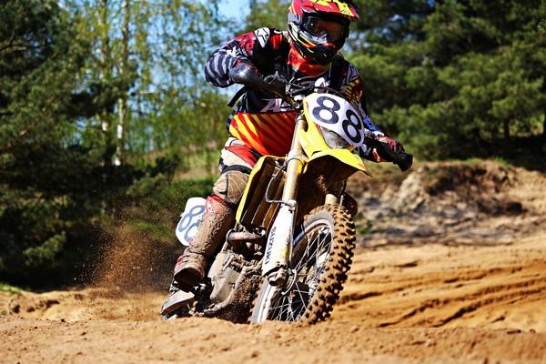 Application equipement moto