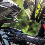 équipement et moto
