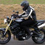 Equipement moto roadster