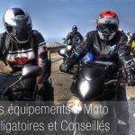 Assurance moto equipement