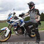 Equipement moto 2018