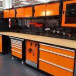 équipement garage moto