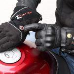 Gant chauffant moto sur batterie
