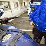 Vetement gendarmerie moto