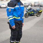 Vetement moto gendarmerie