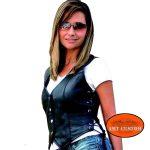 Vetement moto custom femme