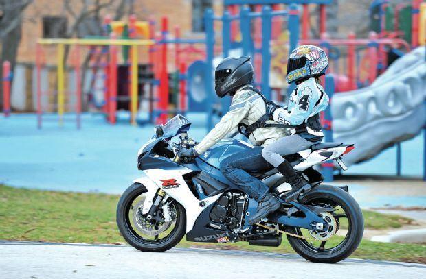 Equipement moto bébé