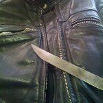 Réparation blouson cuir moto