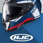 Logo marque equipement de moto