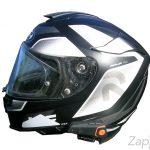Equipement casque moto bluetooth