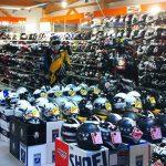 Boutique équipement moto