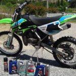 Equipement moto 85