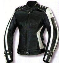 Blouson cuir moto homme promo