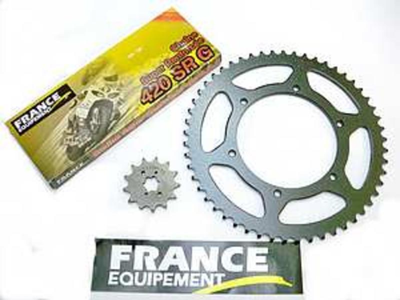 équipement moto kit