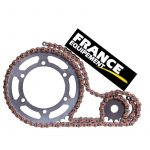France equipement moto kit chaine