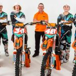 Equipement moto cross ktm junior