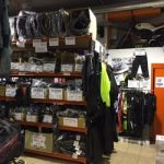 Magasin equipement moto barcelone
