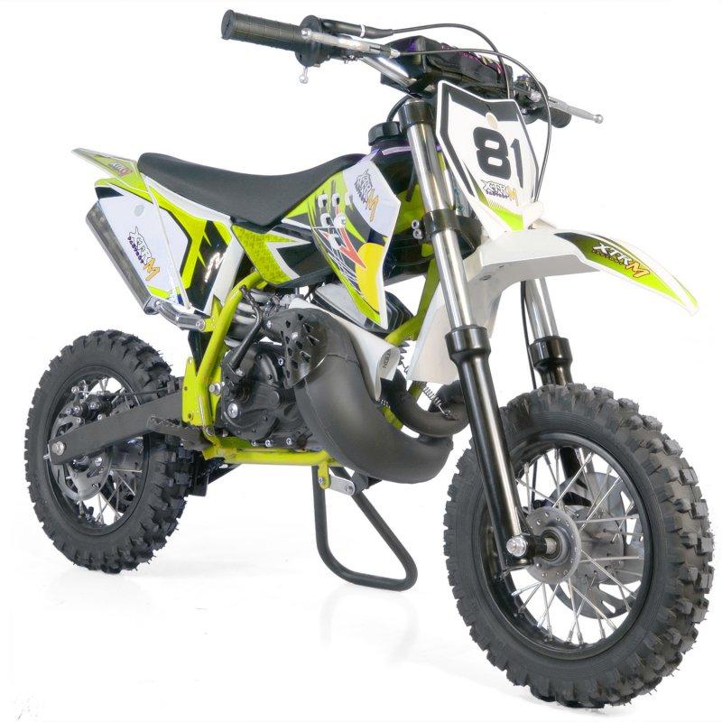 Equipement pour moto 50cc