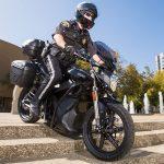 Equipement police moto
