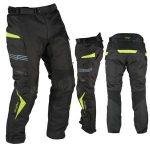 Pantalon moto femme solde
