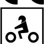 Logo gant moto homologué 2016