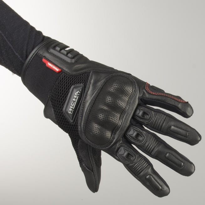 Test gant d hiver moto