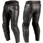 Pantalon moto cuir dainese