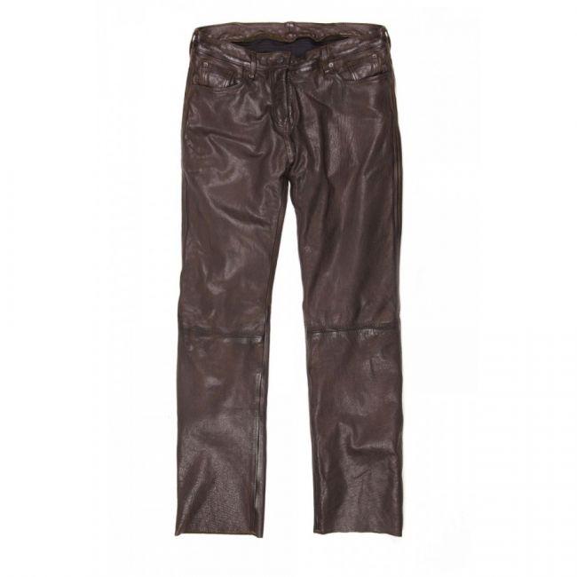 Pantalon cuir moto homme taille 42