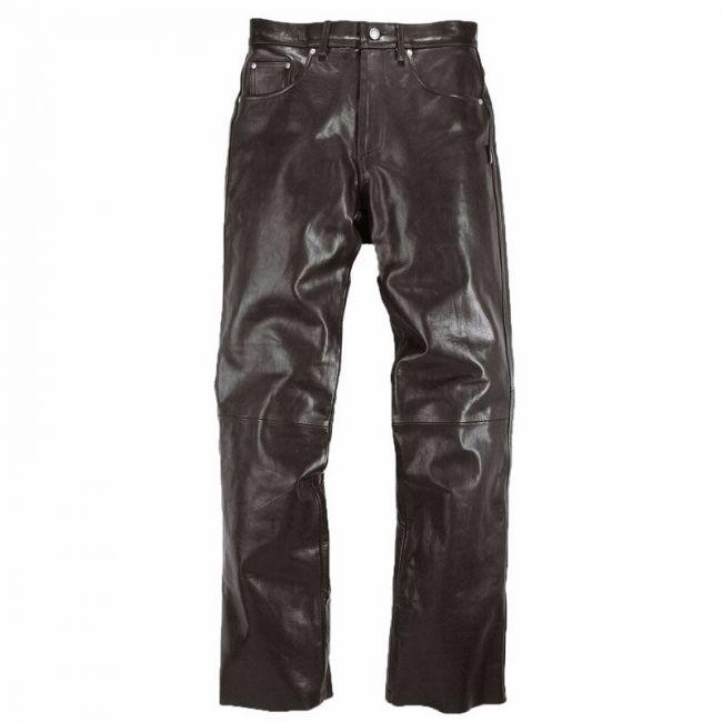 Pantalon moto cuir homme taille 36