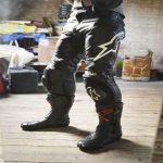 Pantalon moto homme occasion